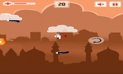 HTML5 játékok - Airplane Battle