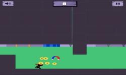 HTML5 spel - Ninja Action