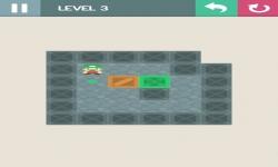 HTML5 spel - Sokoban