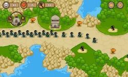 HTML5 spel - Tower Defense