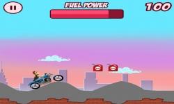 HTML5 spel - Stud Rider