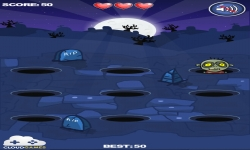 HTML5 spel - Smashed Zombies