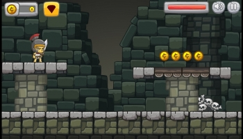 Jeux HTML5 - Knights Diamonds
