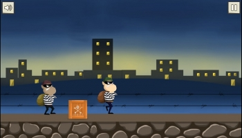 Jeux HTML5 - Robbers in Town
