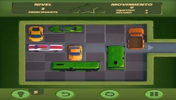 Jeux HTML5 - Unpark me