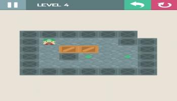 Jeux HTML5 - Sokoban