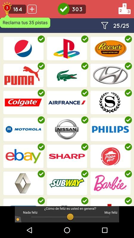 Solution <b>Logos</b> Quizz <b>France</b> <b>Niveau</b> <b>17</b>