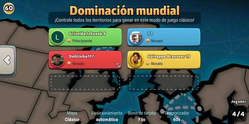 Images RISK: Global Domination