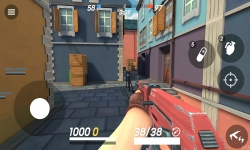 Juegos moviles - Guns of Boom
