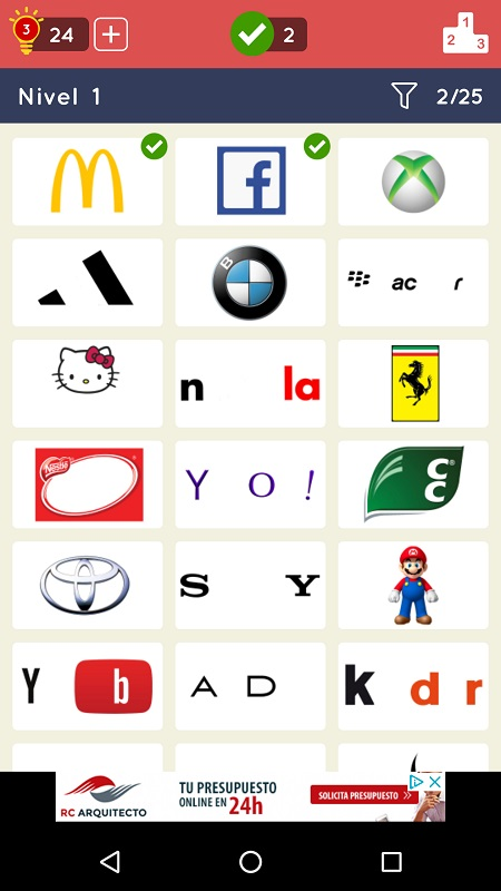 logo quiz world level 1