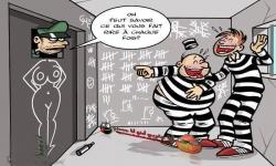 Images - Humour en prison