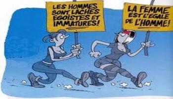 L'égalité entre les Femmes et les Hommes