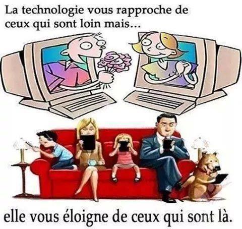 Le paradoxe de la technologie