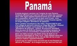 Diaporamas PPS - Origine du nom des pays latino américains