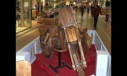 Diaporamas - Sculptures sur bois