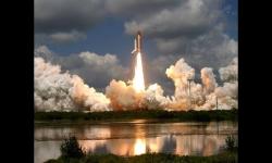 Diaporamas PPS - La navette spatiale et la station orbitale