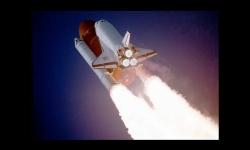 PPS Slideshows - The space shuttle and the orbital station