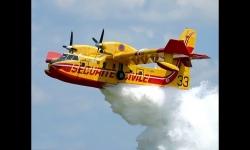 Diaporamas - Les pompiers du ciel et leurs Canadairs
