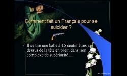 Diaporamas PPS - Blagues et devinettes sur les français