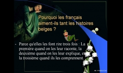 Diaporamas - Blagues et devinettes sur les français