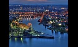 Diaporamas - Le long de la Moselle
