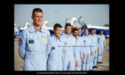 Diaporamas PPS - Dans les coulisses de la Patrouille de France