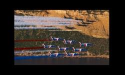 Diaporamas - Dans les coulisses de la Patrouille de France