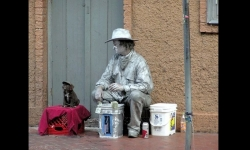 Diaporamas PPS - Artistes de rue