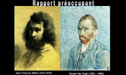 Diaporamas - Millet et Van Gogh