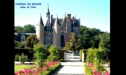 Diaporamas - Les châteaux de la Loire