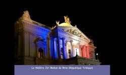 Diaporamas - Solidarité avec la France