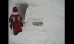 Diaporamas - Le véritable hiver