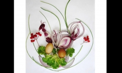 Slideshows - Onion art