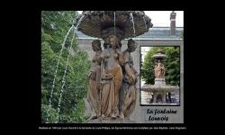 Diaporamas - Les fontaines à Paris