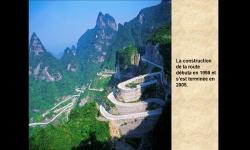 Diaporamas - Le Mont Tianmen