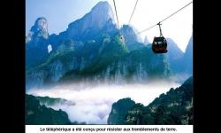 Diaporamas PPS - Le Mont Tianmen