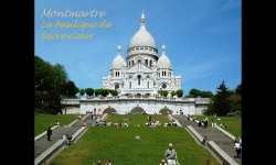 Diaporamas PPS - Paris Montmartre