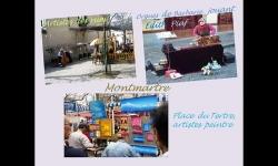 Diaporamas - Paris Montmartre