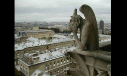Diaporamas PPS - Les chimères de Notre-Dame de Paris