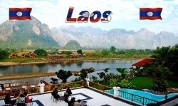 Slideshows - A beautiful trip to Laos