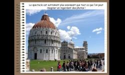 Diaporamas PPS - Découverte de Pise, en Toscane