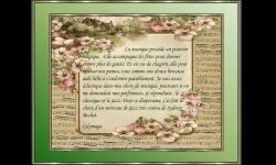 Diaporamas PPS - La Musique
