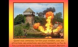Diaporamas PPS - La vraie vie, c'est en Vendée !