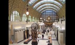 Diaporamas - Le Musée d'Orsay, une merveille