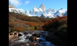 PPS Slideshows - Autumn in Patagonia argentina