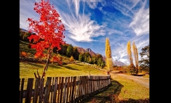 Slideshows - Autumn in Patagonia argentina