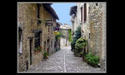 Diaporamas - La cité médiévale de Pérouges