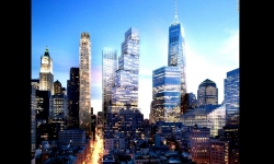Diaporamas PPS - Le nouveau World Trade Center