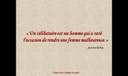 Diaporamas - Citations contre les hommes