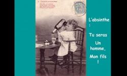 Diaporamas PPS - L'alcool avant 1900